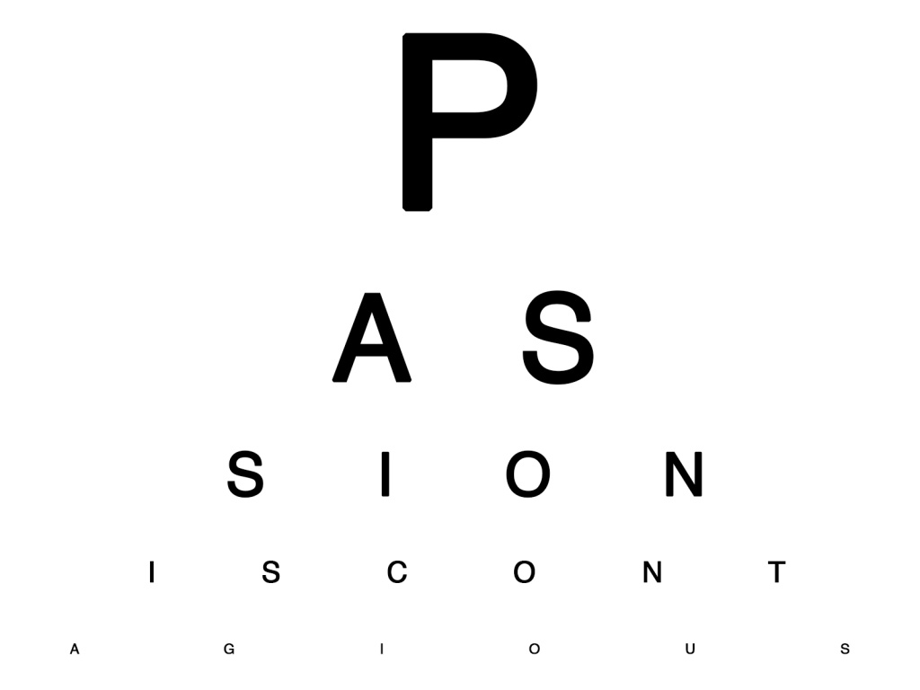 Visual Eye Chart