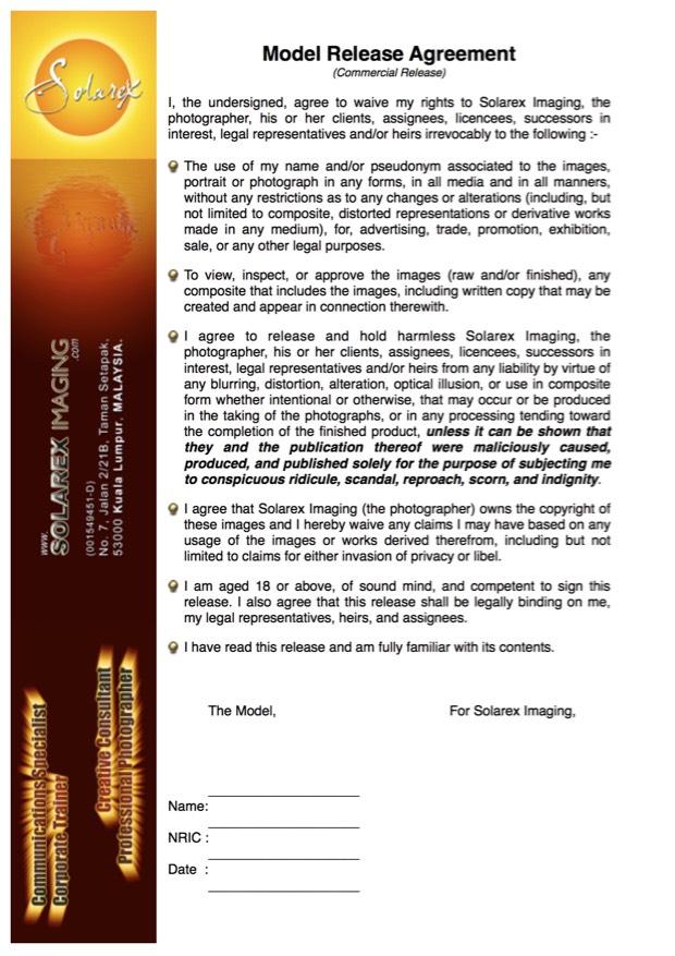 Solarex Commercial Release