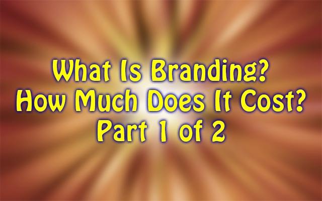 Branding Title 1