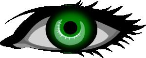 Green_Eye_clip_art_medium