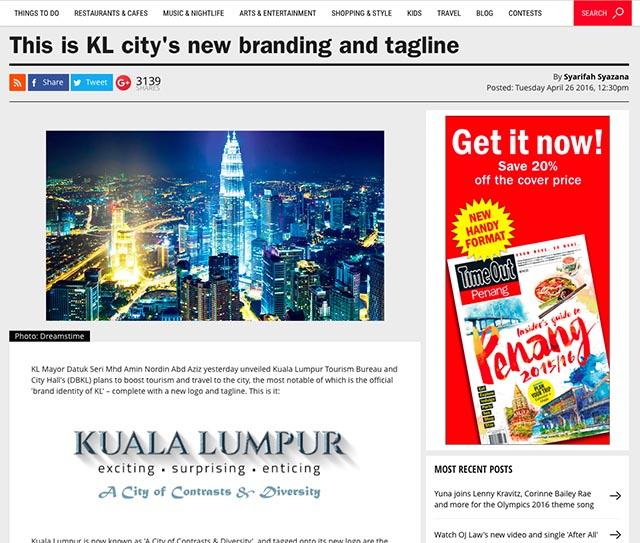 KL Branding Page