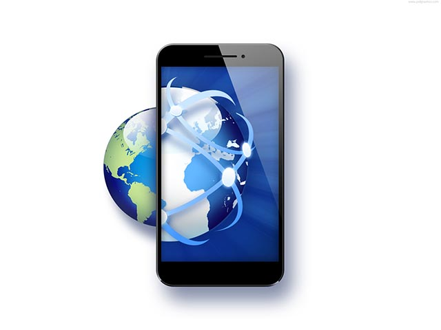 smartphone-with-globe small